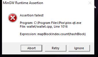 PIVX_runtime-error.PNG